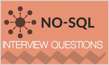 No SQL Interview Questions