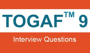 Togaf Interview Questions