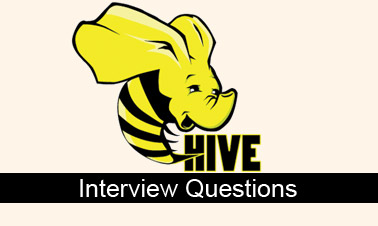 HIVE Interview Question