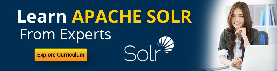 Apache Solr tutorial – Learn Apache Solr from experts