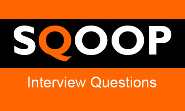Sqoop Interview Question