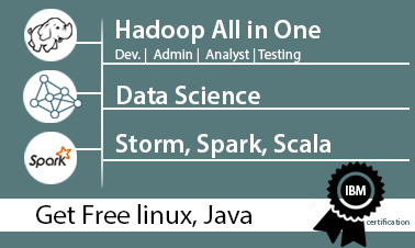 Data Science, Spark, Scala, Strom