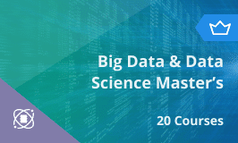 Big Data and Data Science Master's Course