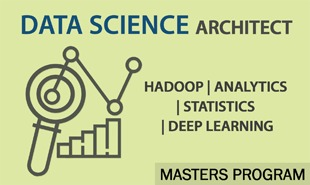 Data Science Architect Masters Program
