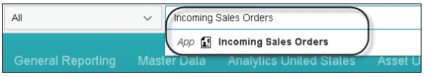 Configurations related to Sales