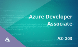 Microsoft Azure Developer Associate AZ-203 Certification Training Course