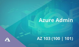 Microsoft Azure Training for Administration