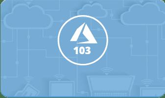 Microsoft Azure Training for Administration (AZ-103 = AZ-100 and AZ-101)