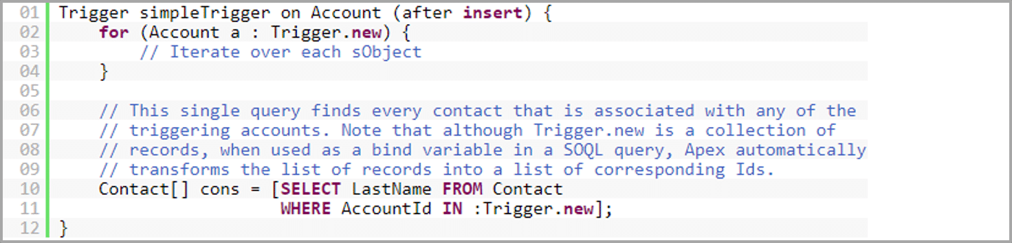Triggers in Salesforce - Intellipaat Blog