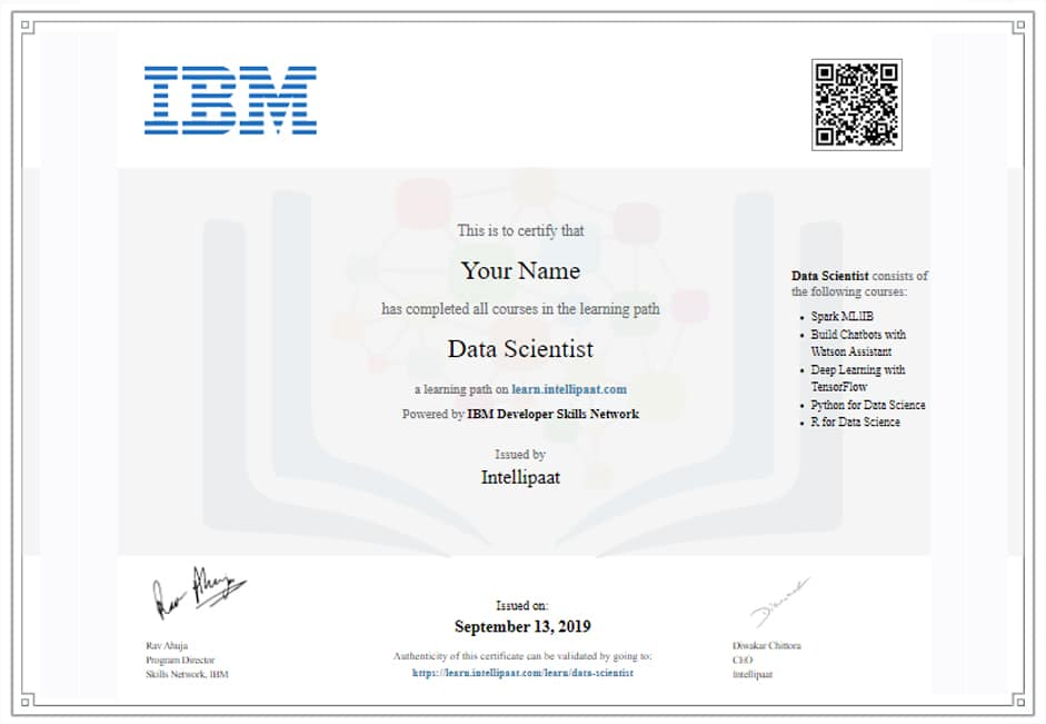 Data Science Course