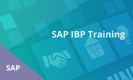 SAP IBP Training