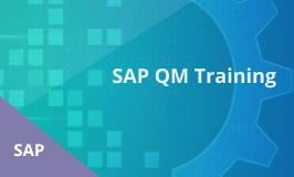 SAP QM Training