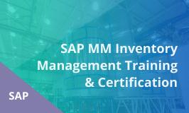 SAP MM Inventory Management Training & Certification