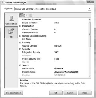 Working with Data Sources and Data Source Views - SSAS Tutorial