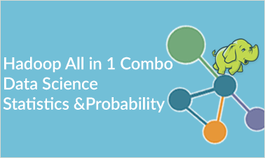 Hadoop, Data Science, Statistics and Probability Training