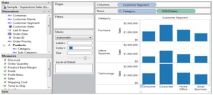 Data Blending in Tableau - Tableau Tutorial | Intellipaat com