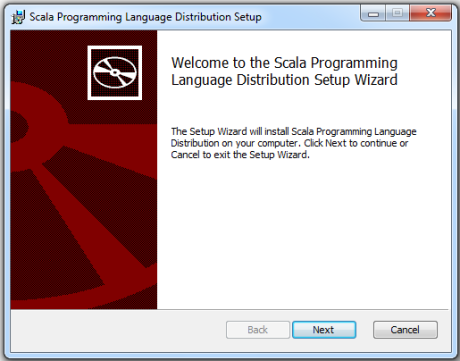 scala installation2
